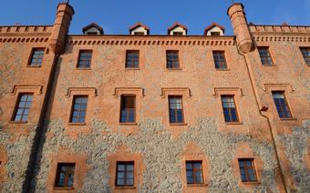 zamki w Polsce: Ryn