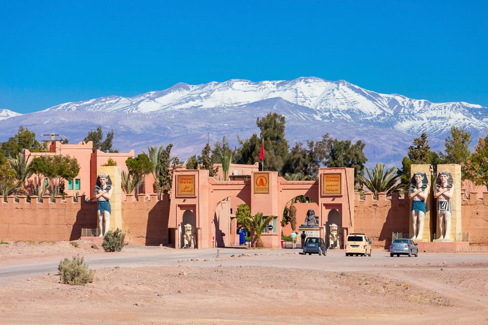Maroko, Warzazat